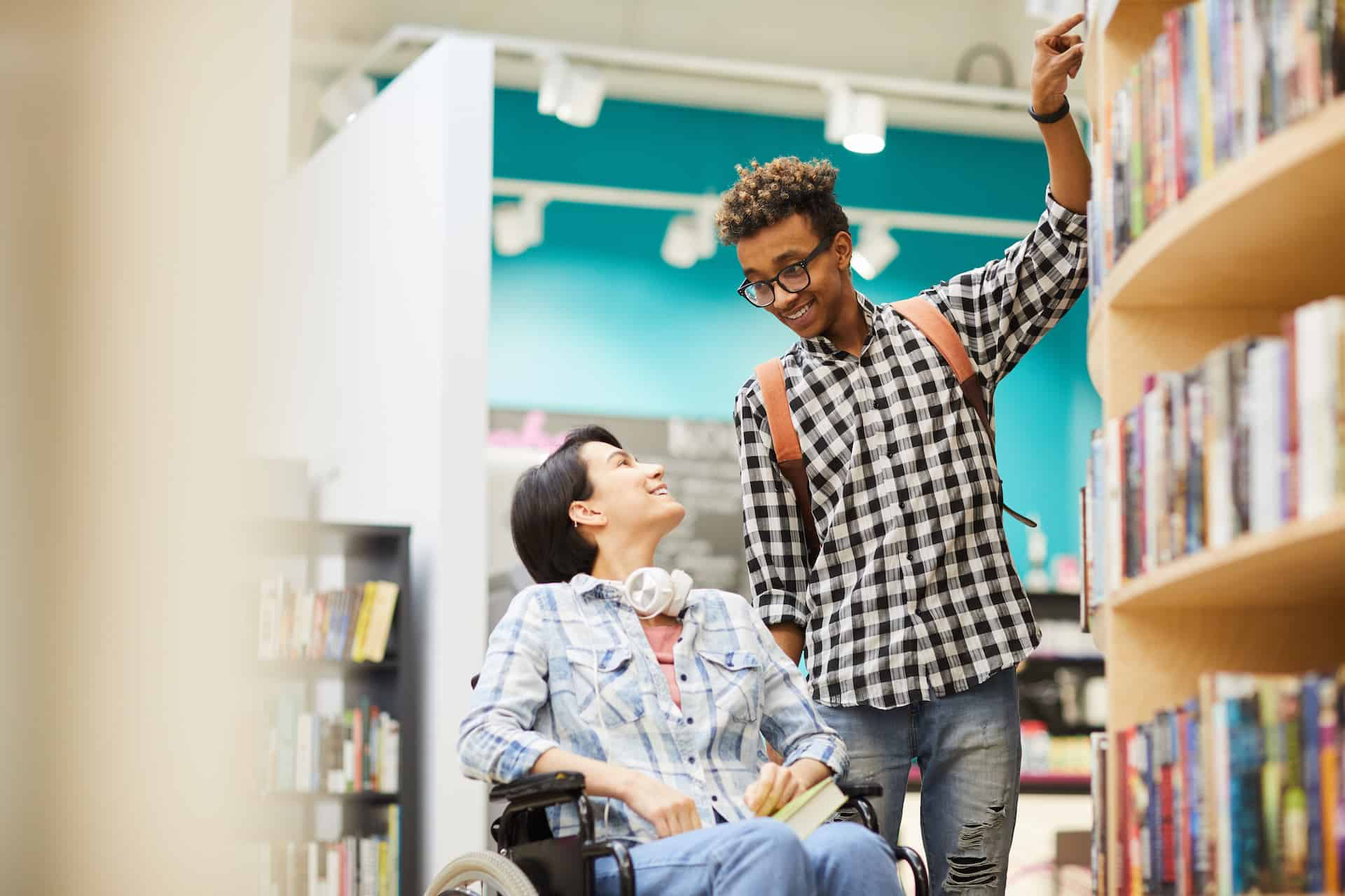 Supporting a Student with a Disability